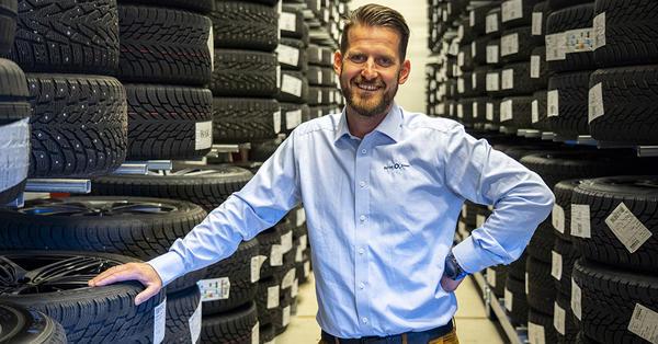 Lars Silbodal - Servicemarkedssjef Bertel O. Steen Larvik