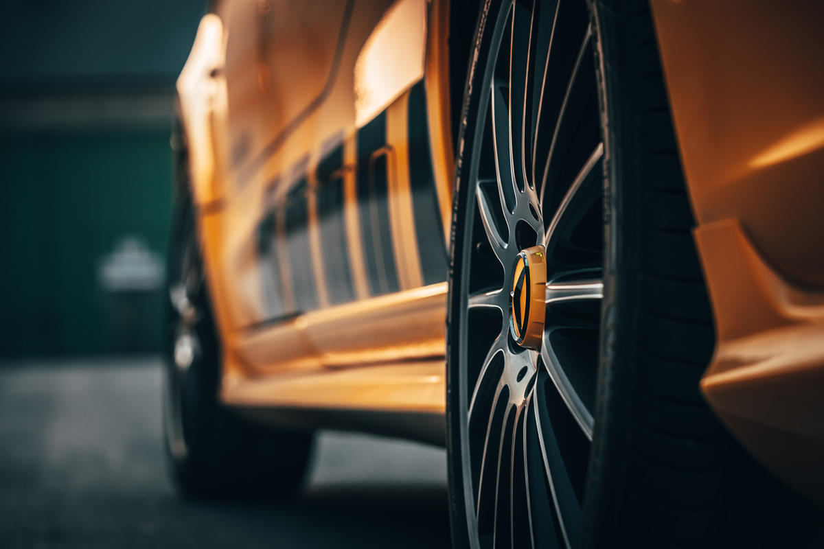 Mercedes-Benz Vito felger