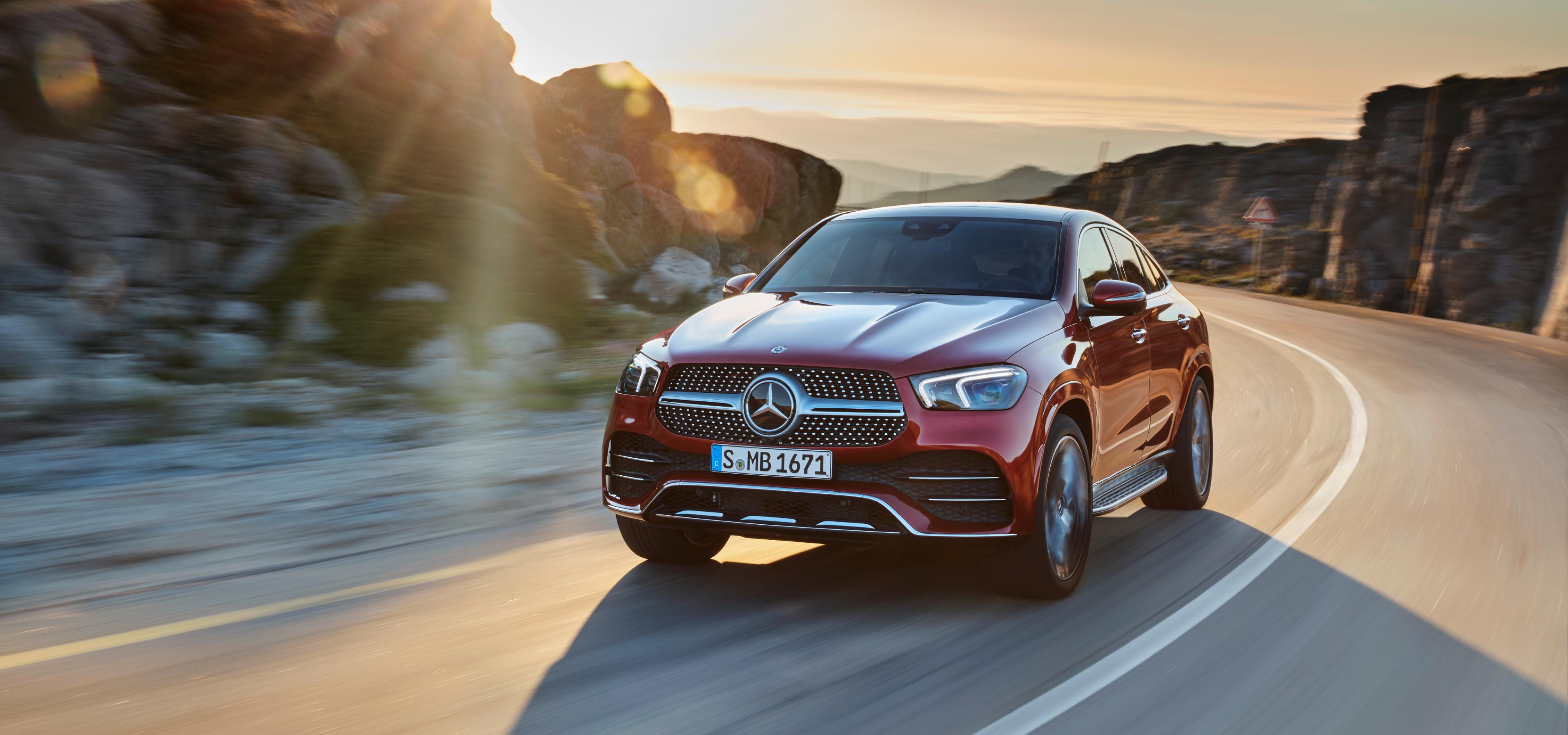 Mercedes-Benz GLE Coupé Plug-in hybrid