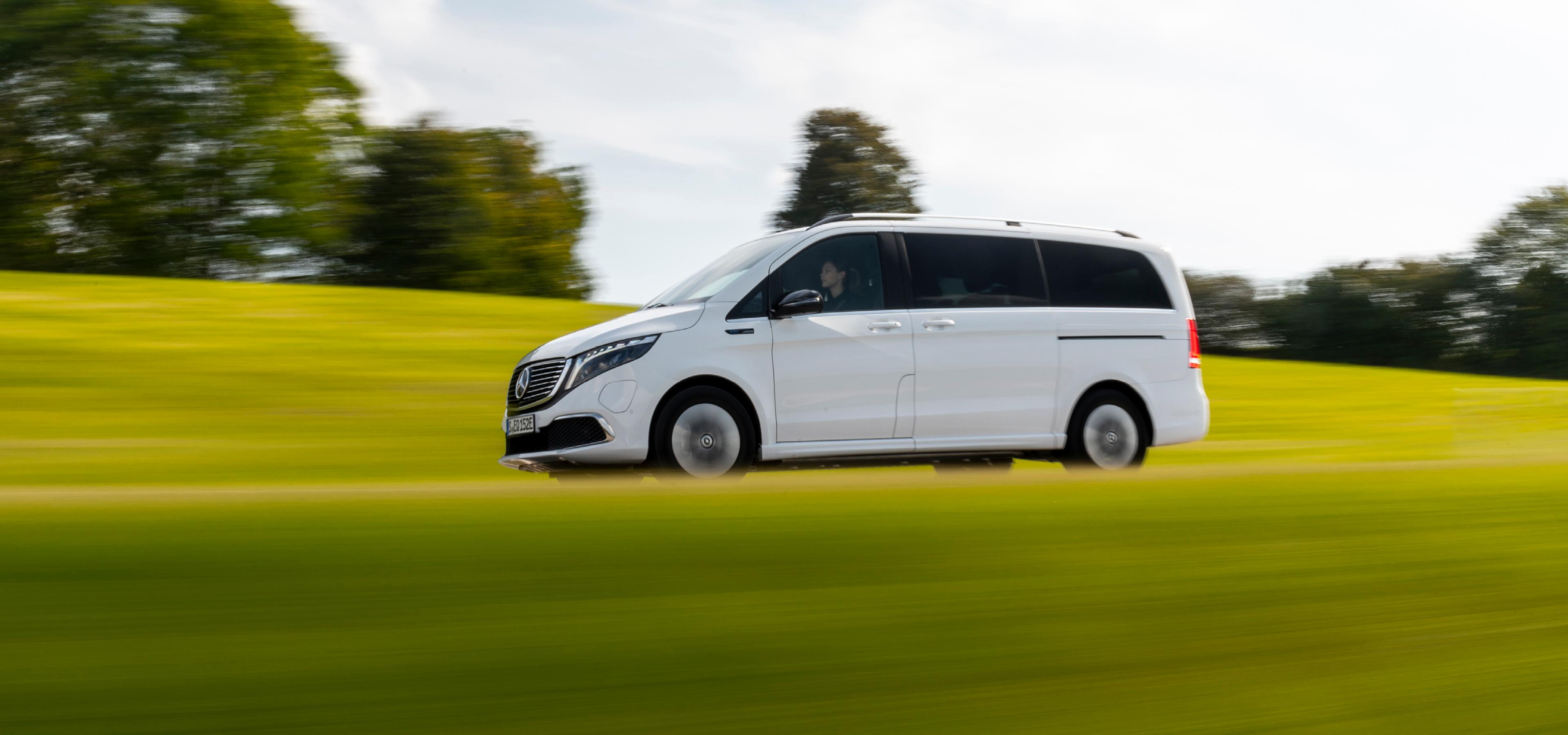 Mercedes-Benz EQV 300 A2 Lang