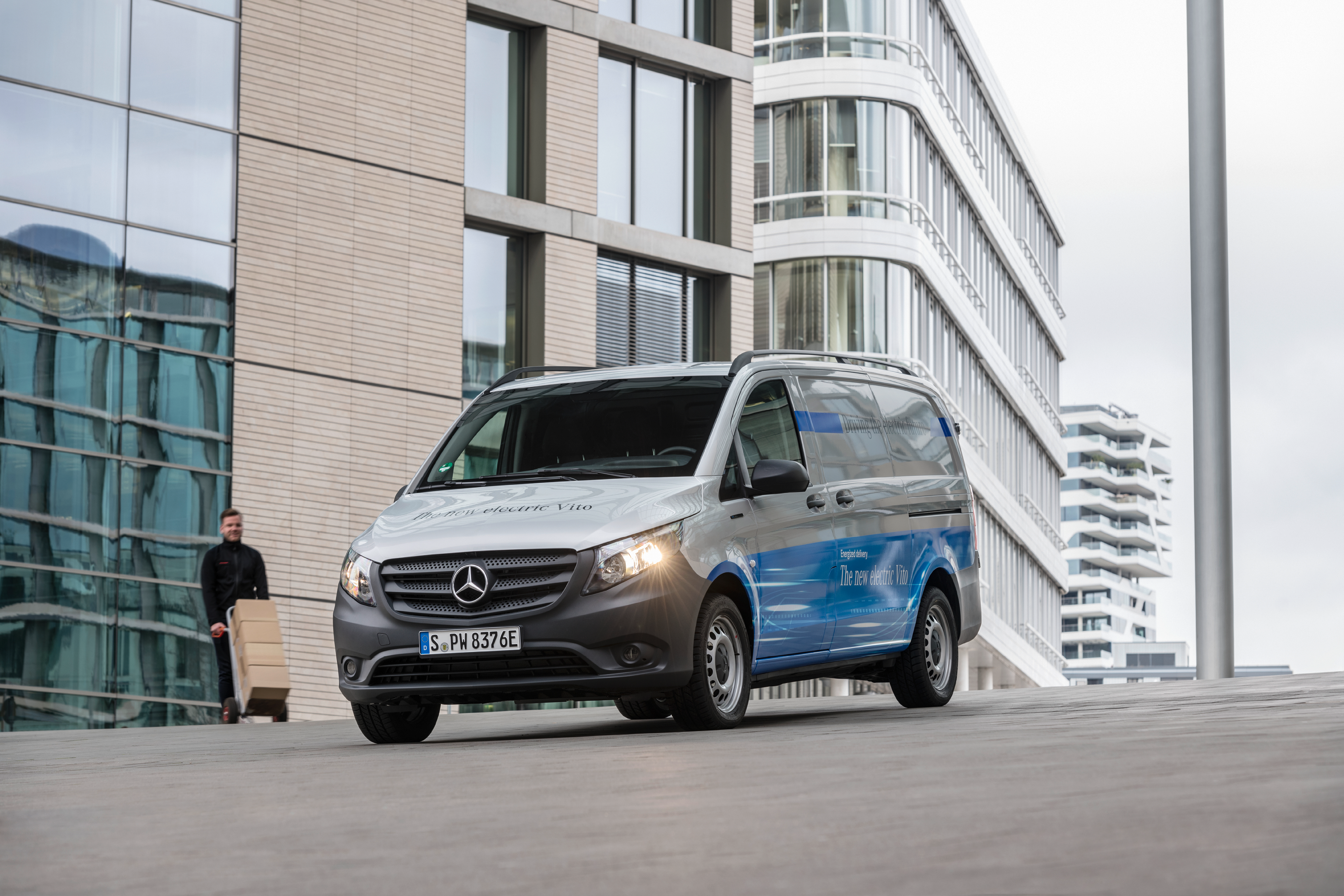 Mercedes-Benz eVito Plus Edition