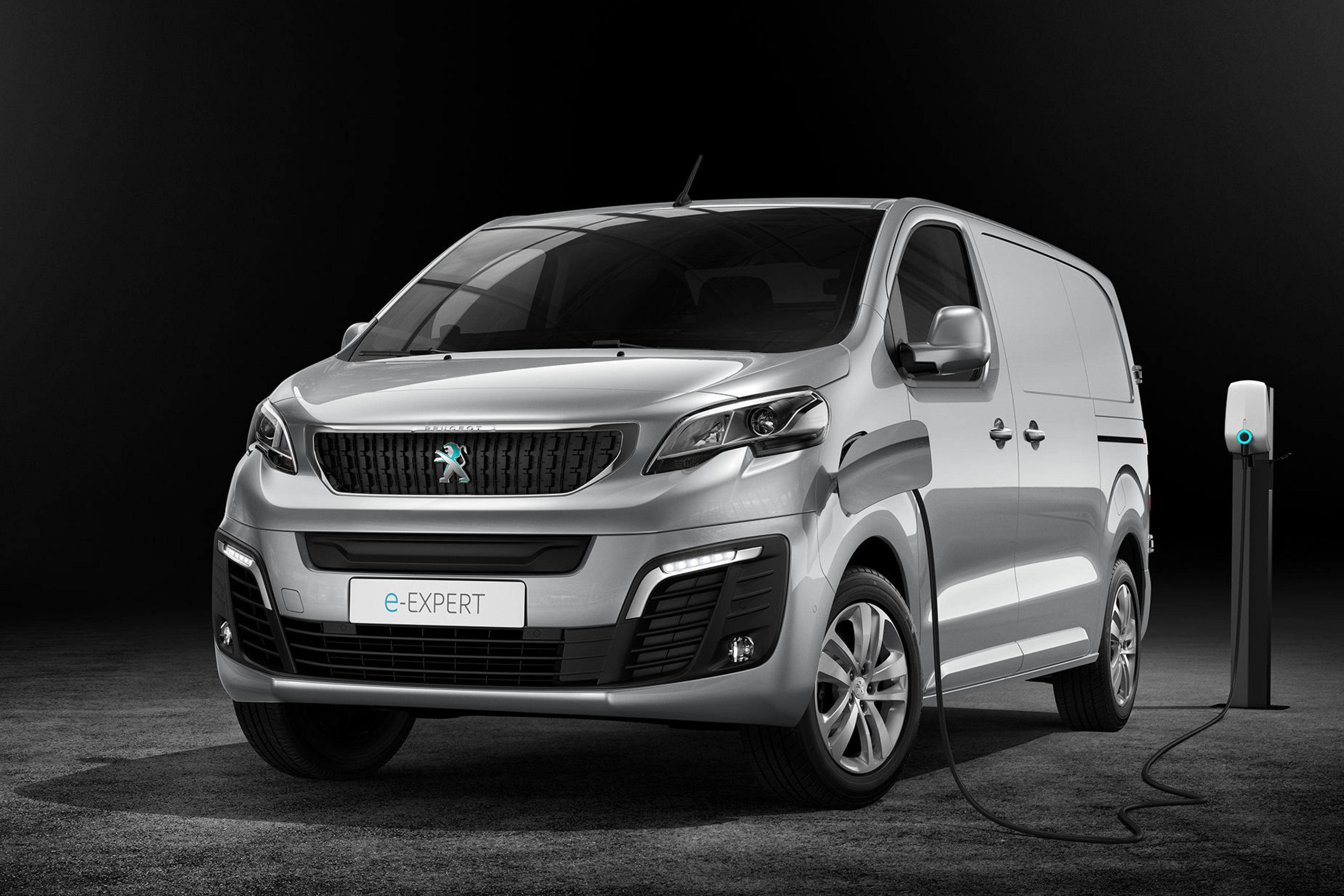 Peugeot e-Expert Long Range L2