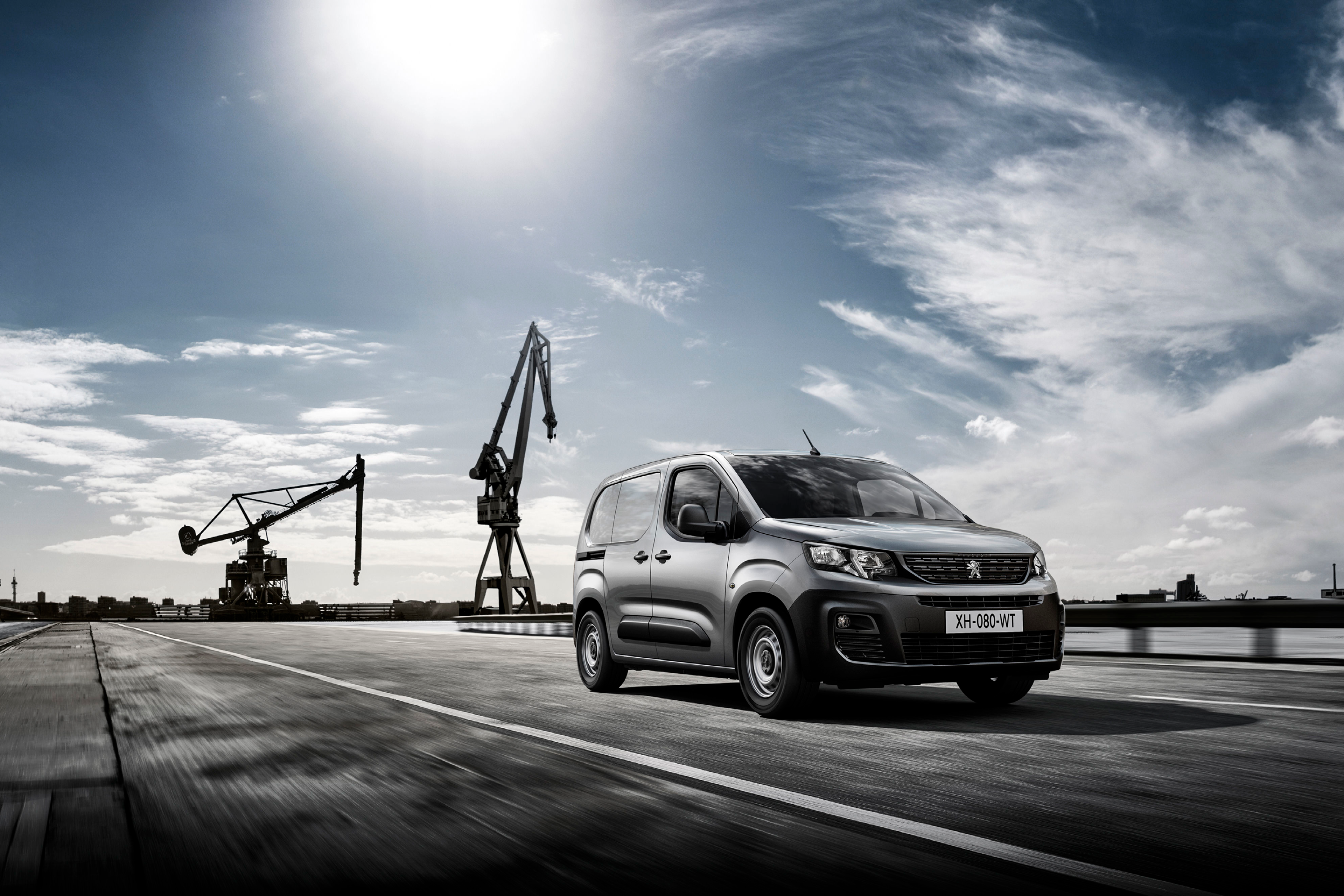 Peugeot Partner L2 Automat