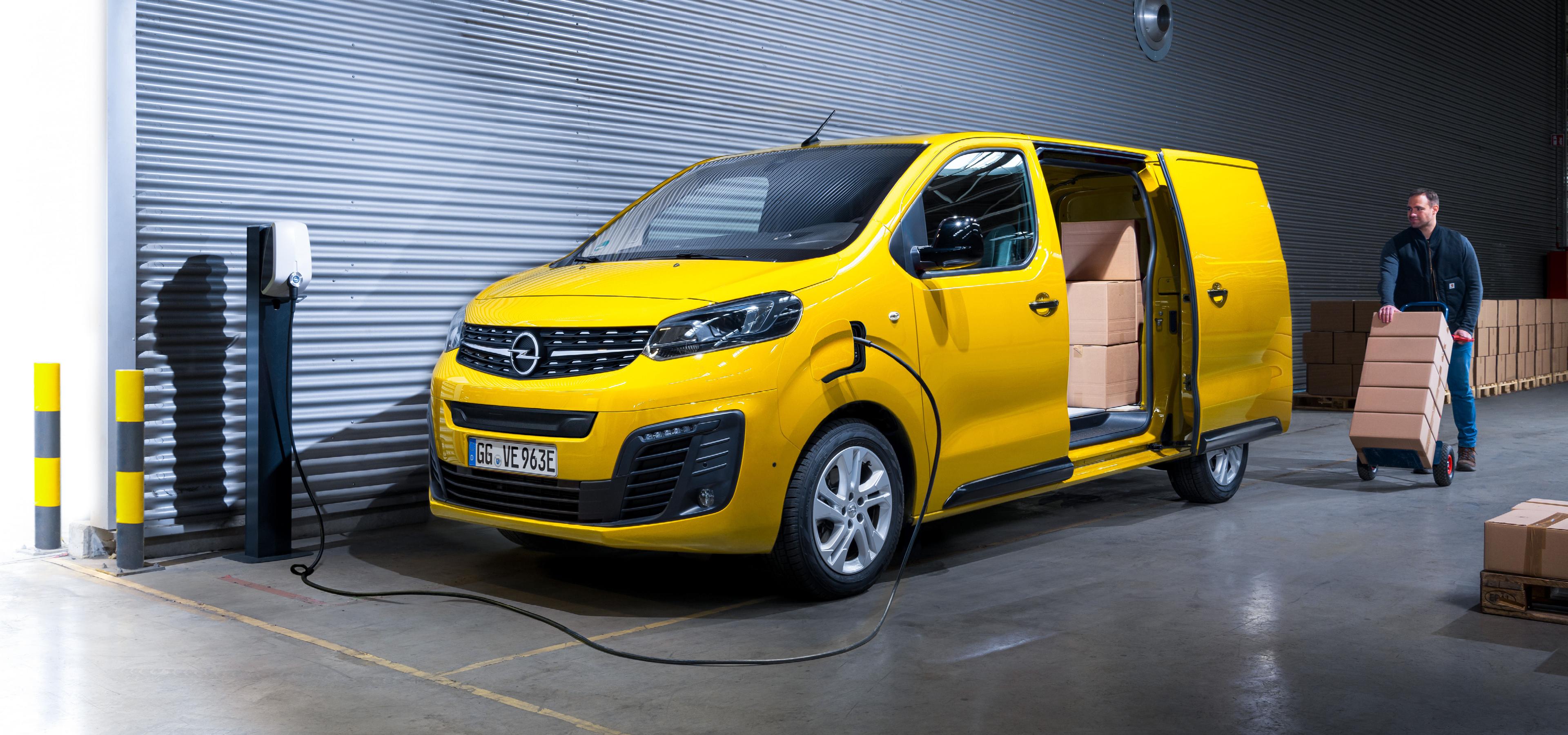 Opel Vivaro-e Long Range L2