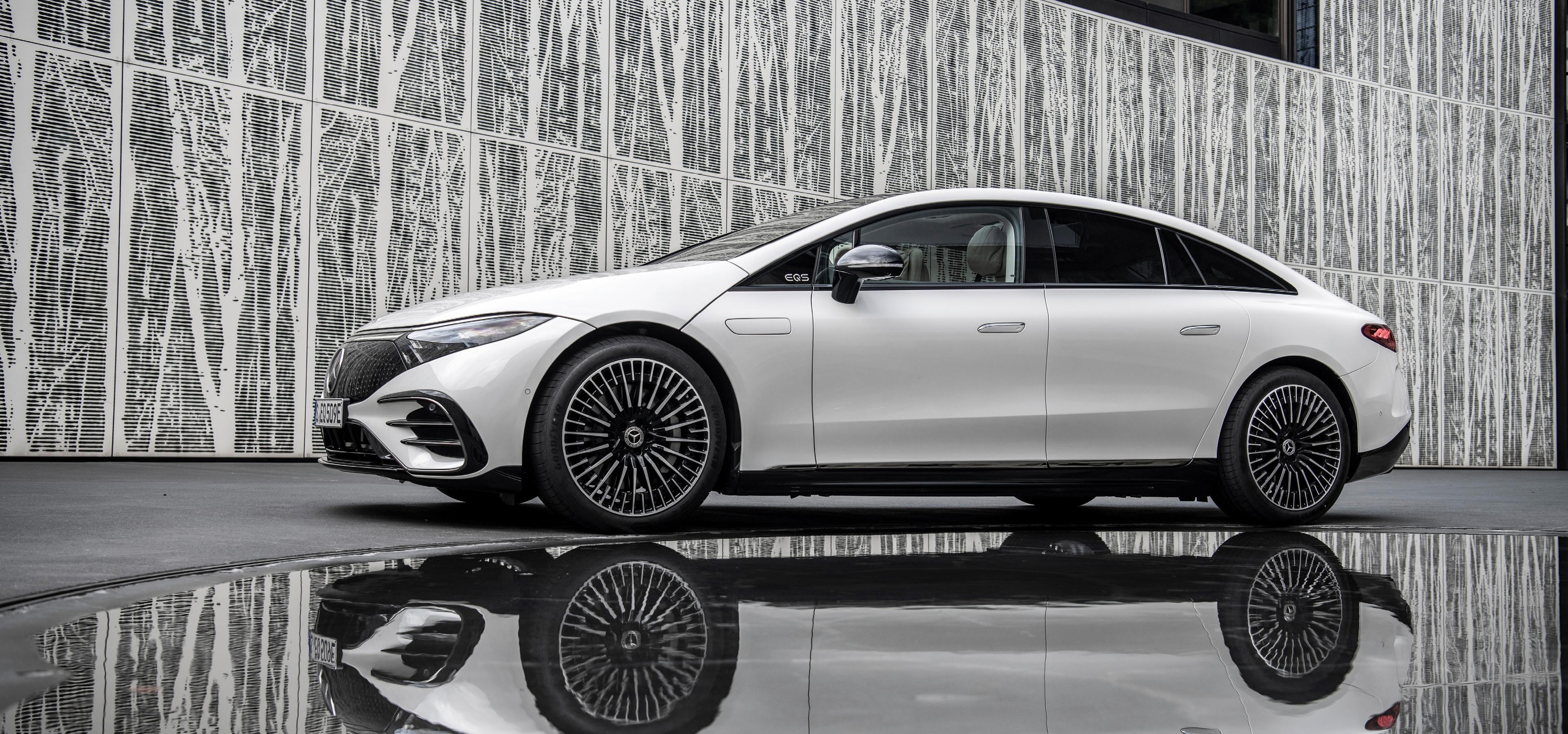 Mercedes-Benz EQS 580 4M