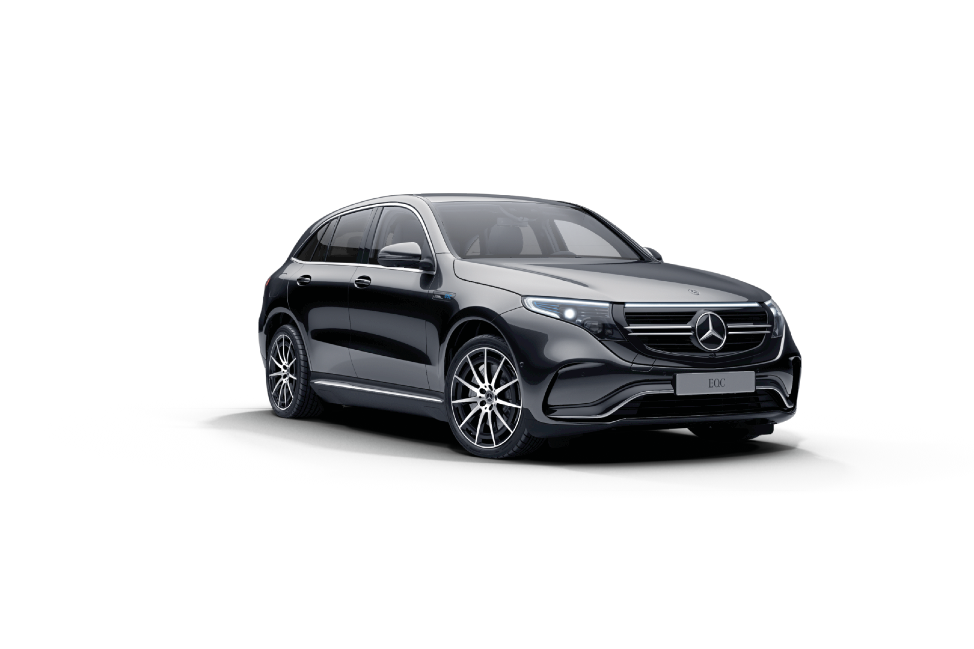 mercedes-benz EQC 400 4M AMG Edition Premium