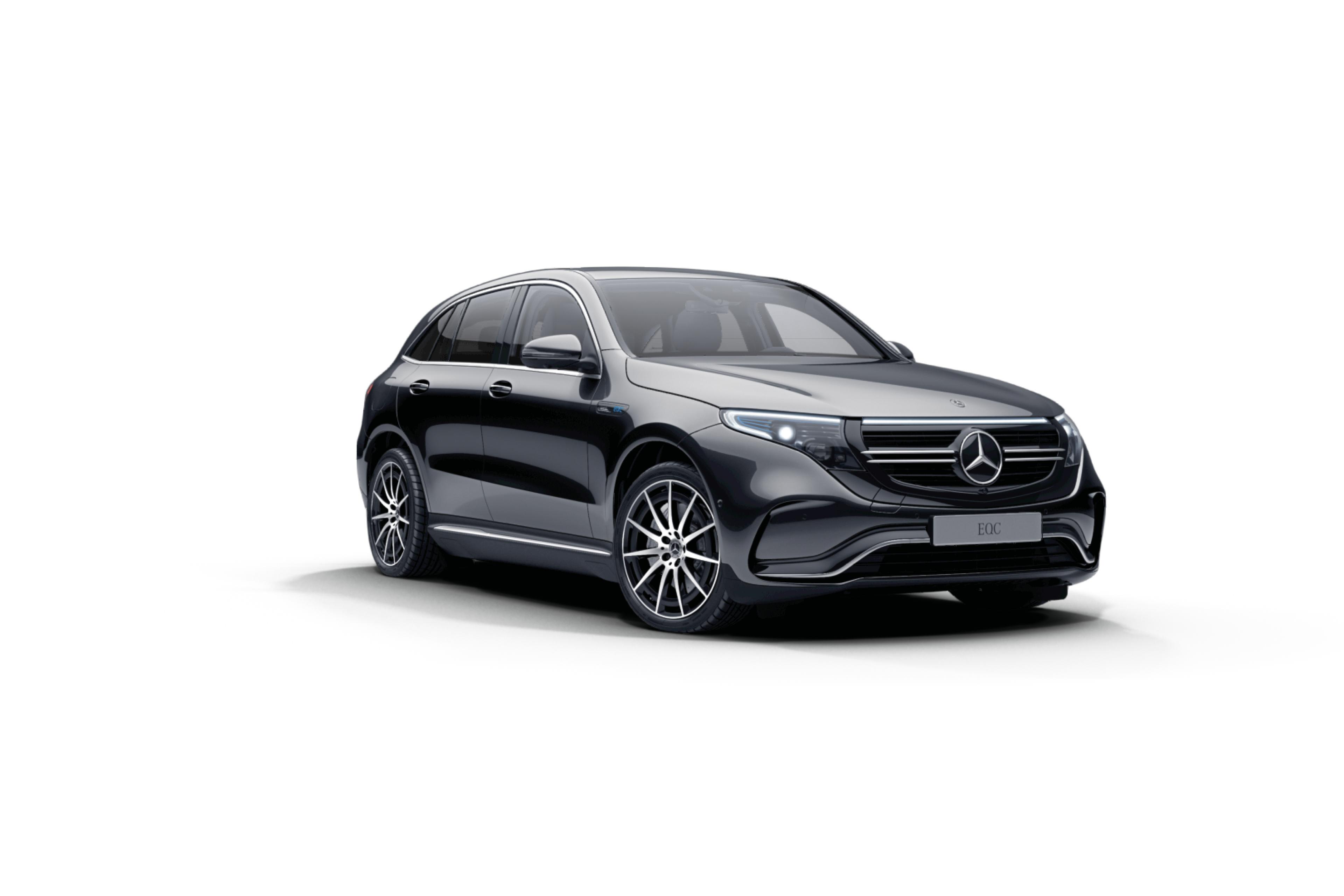 mercedes-benz EQC 400 4M AMG Edition Premium Plus