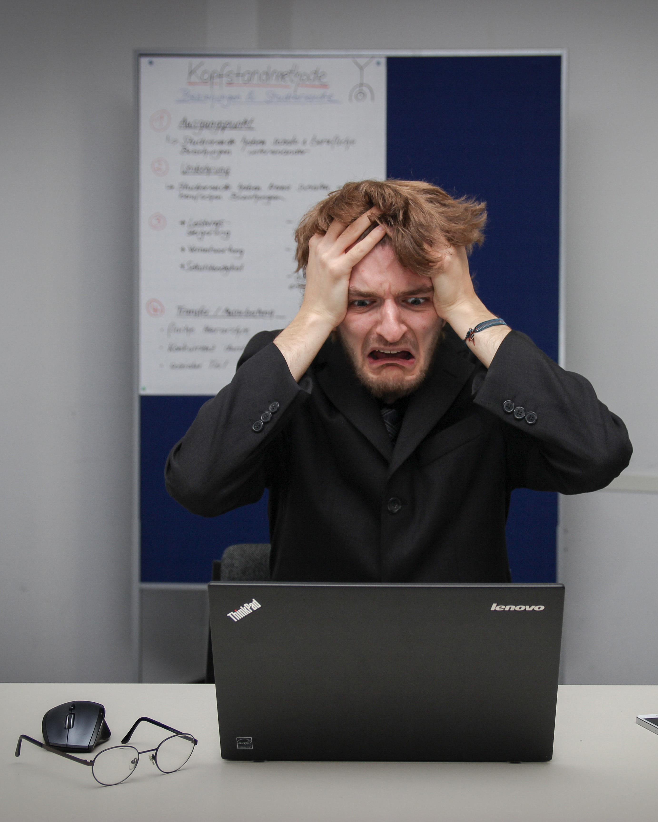 Problemer med innlogging?