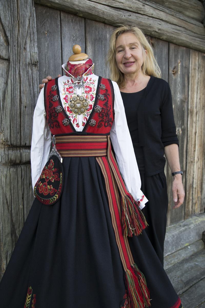 Alva K. Odden Langedok