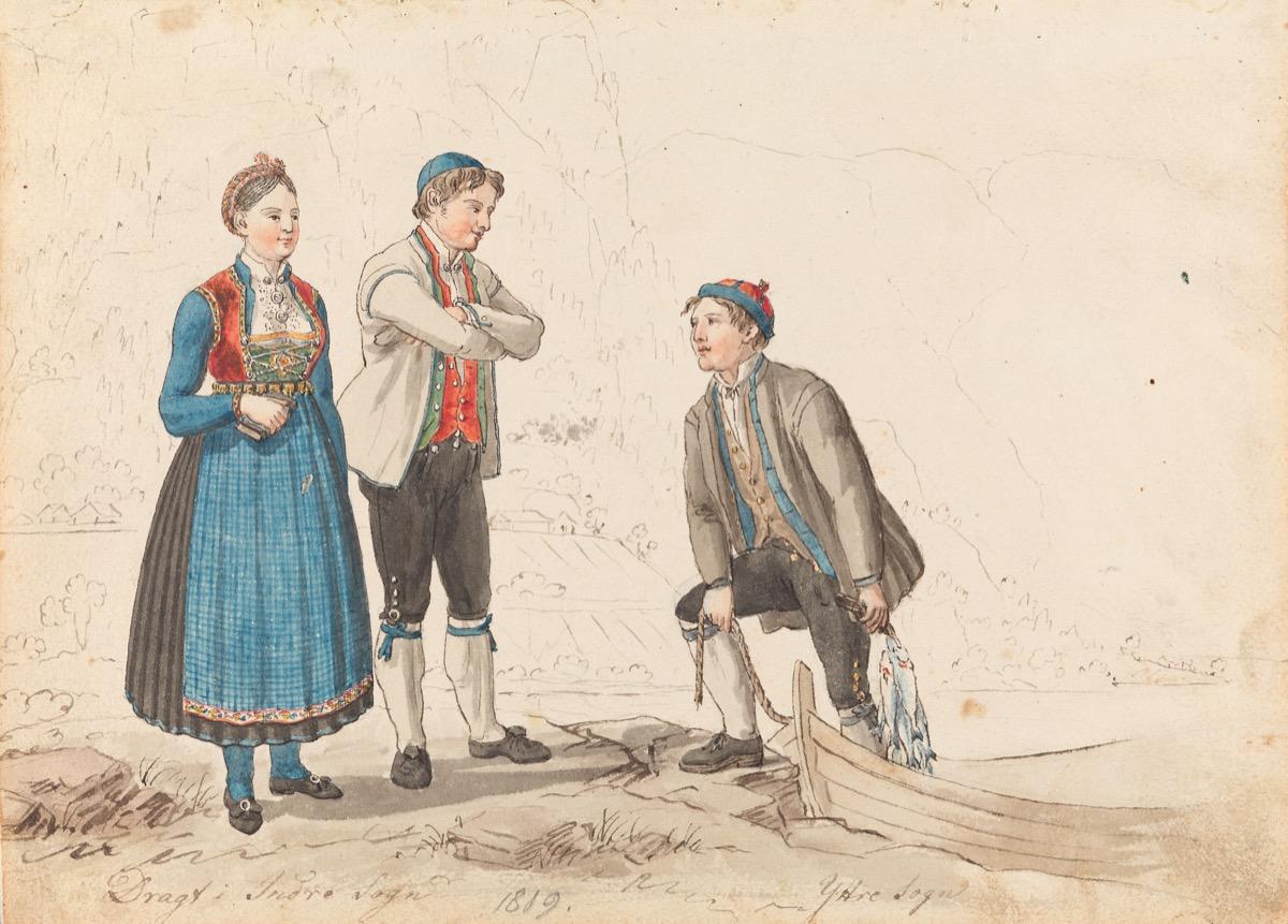 Johannes Flintoe, Yttre Sogn