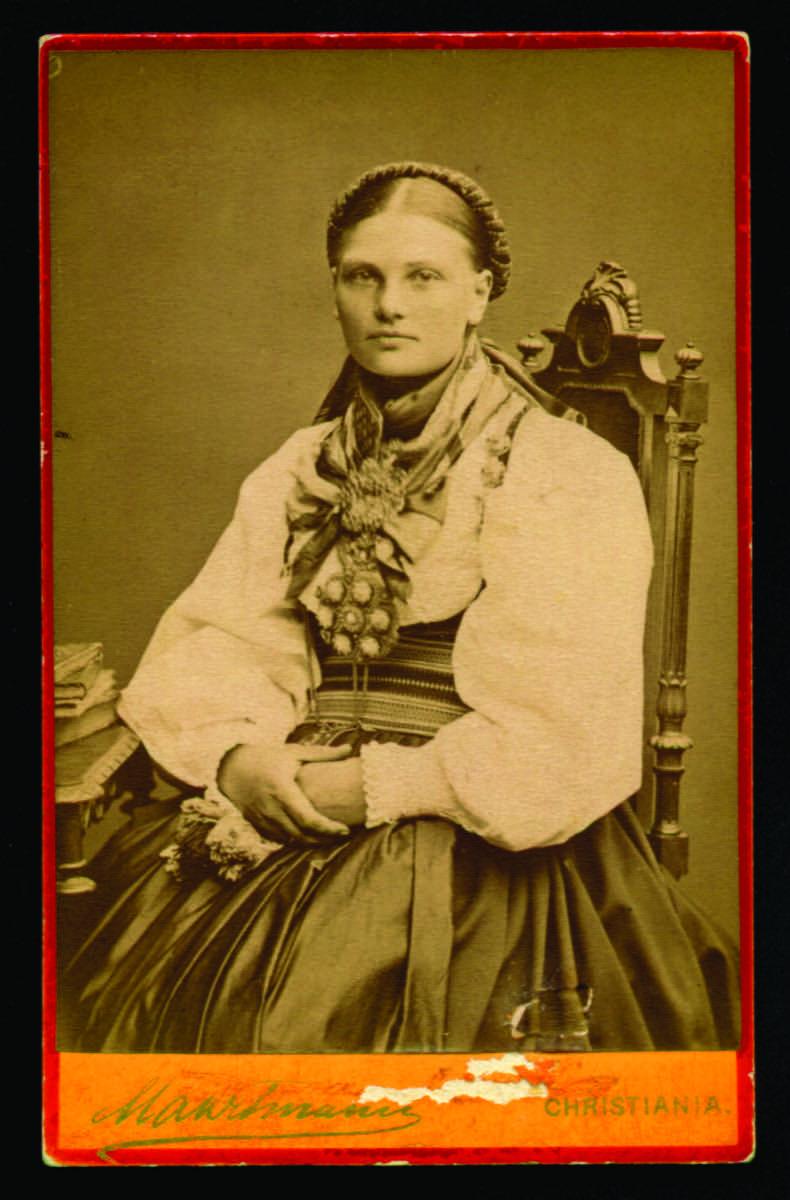 Anne Staurheim Tinne