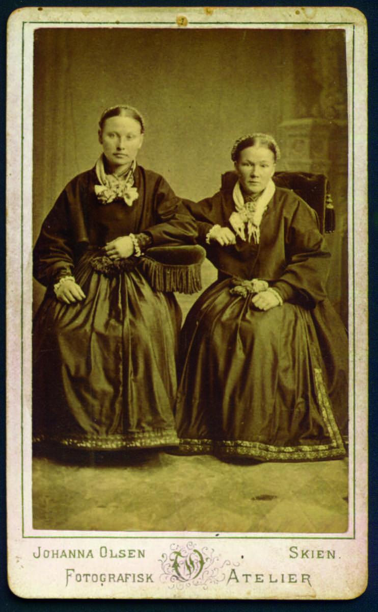 To damer