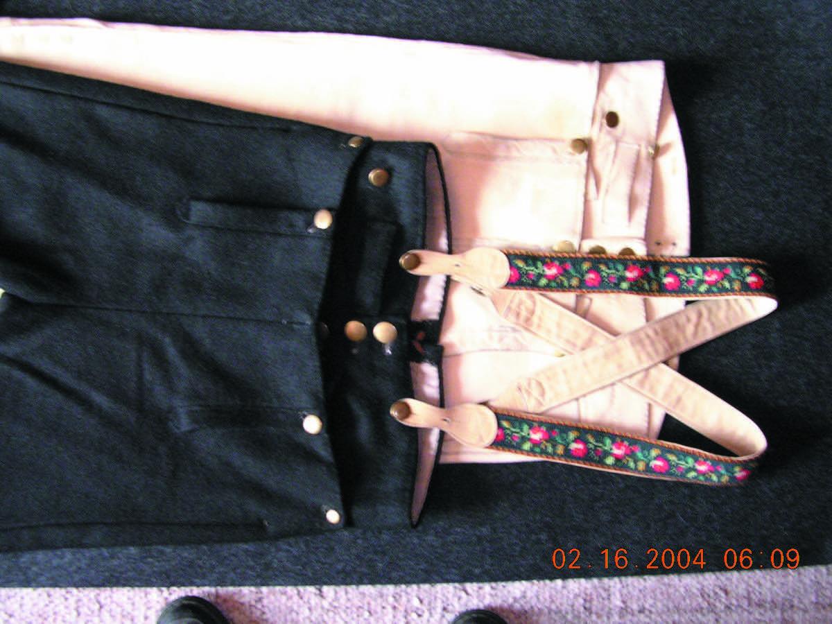 Bukser fra Ringerike