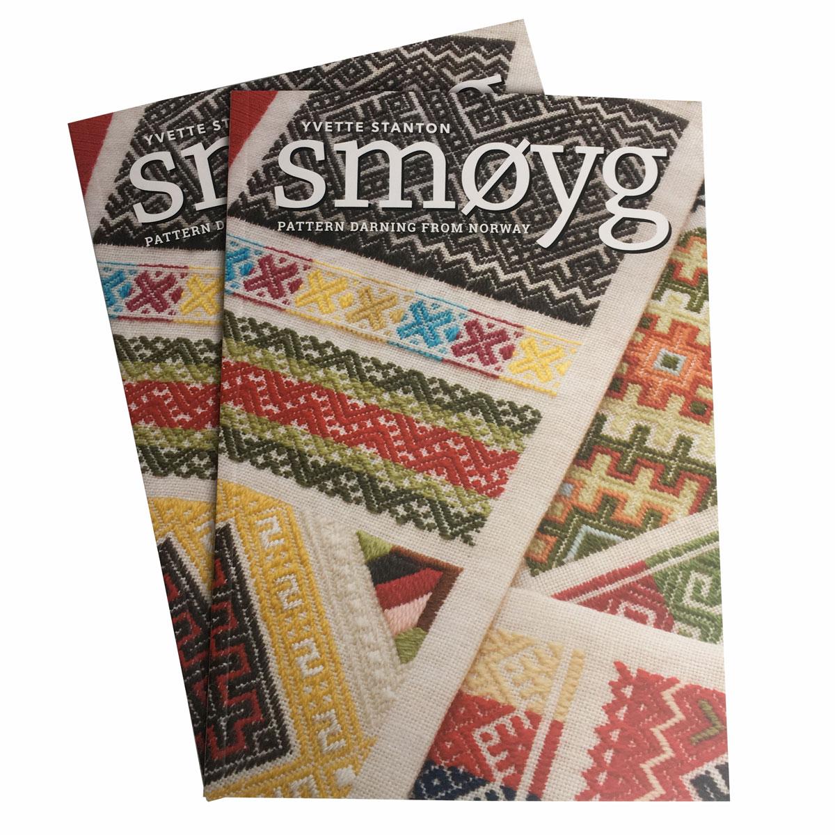 Smøyg: Pattern Darning from Norway