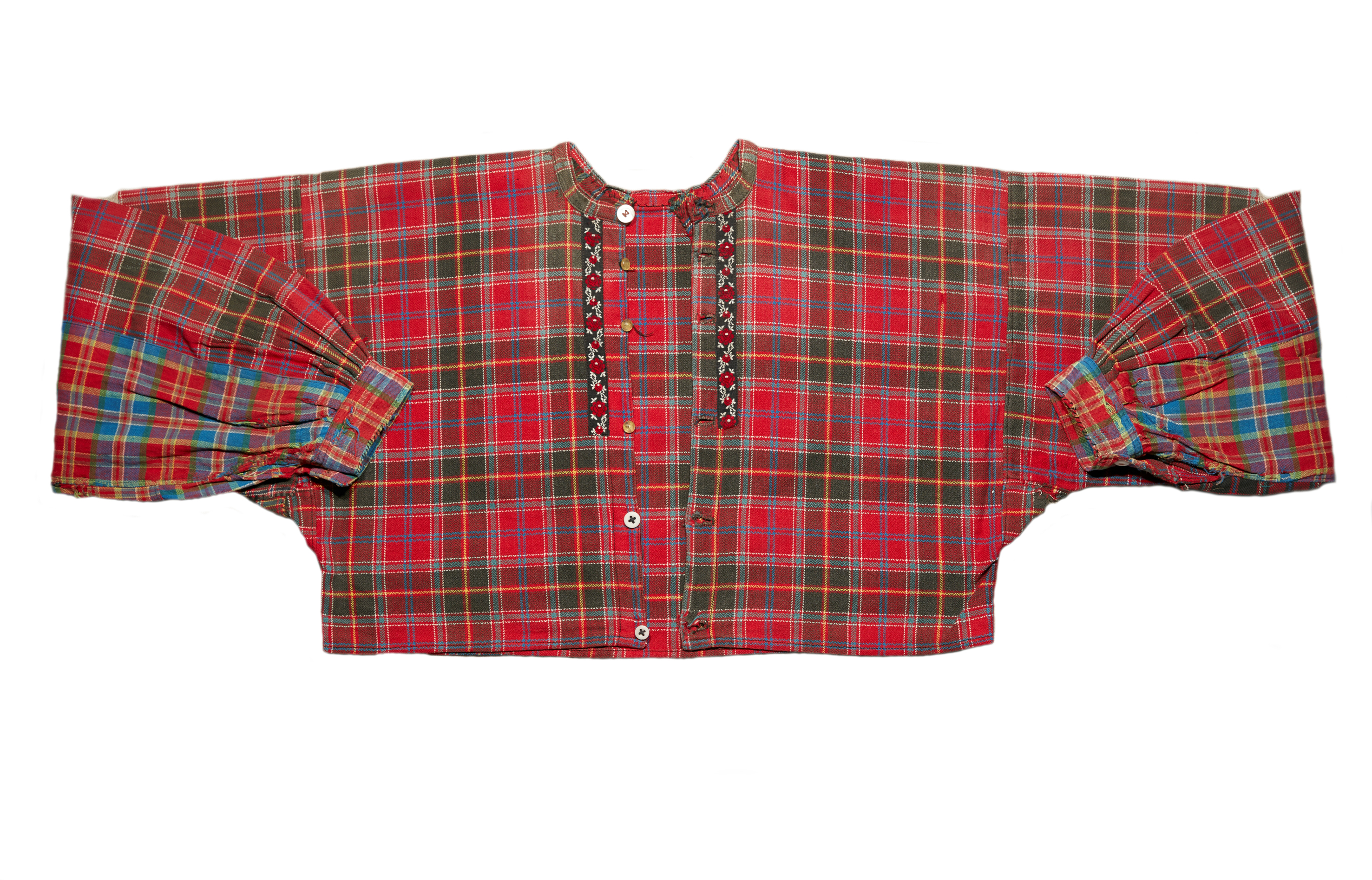 Skjorte fra Hallingdal