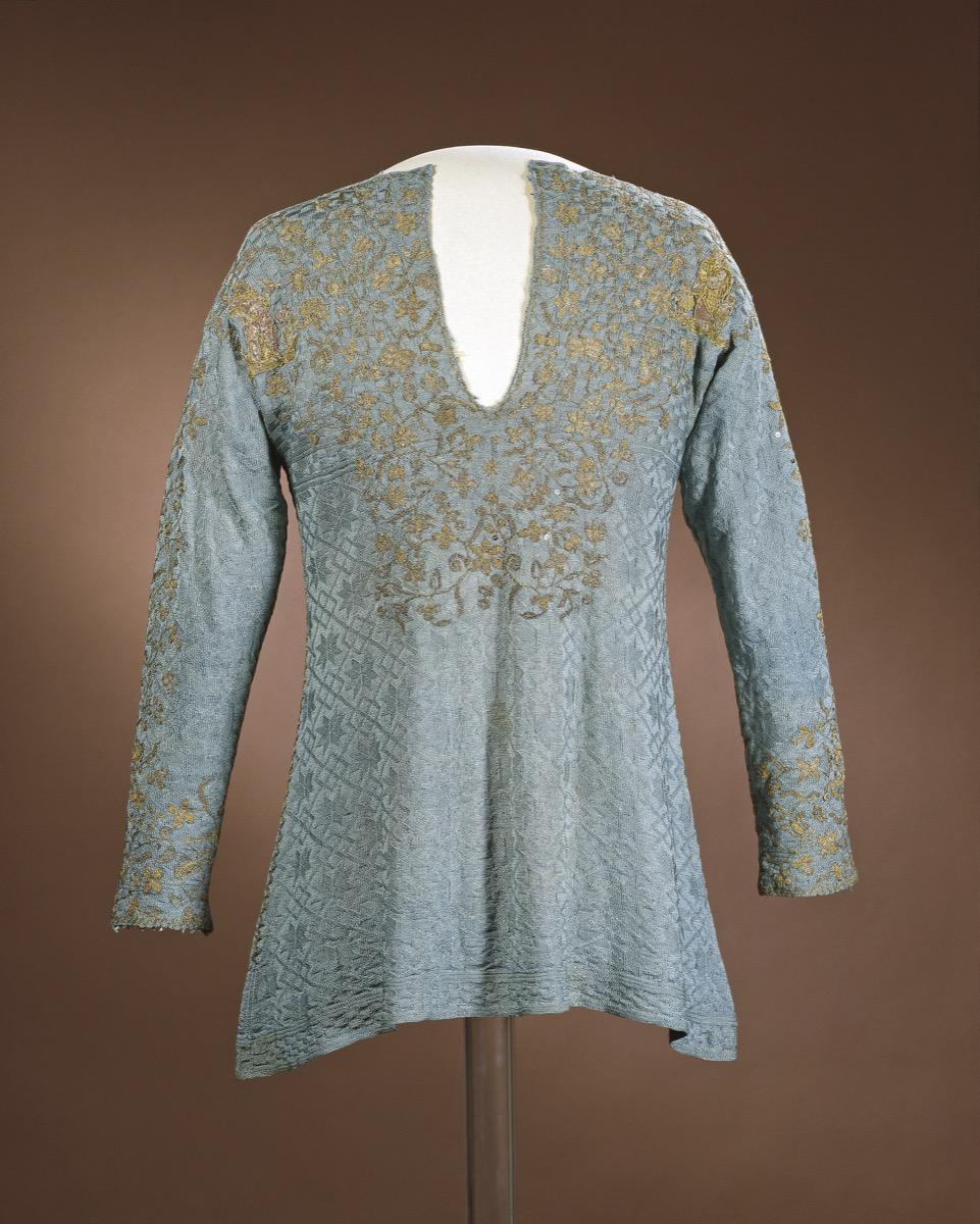 Nattrøyer - våre eldste strikkegensere