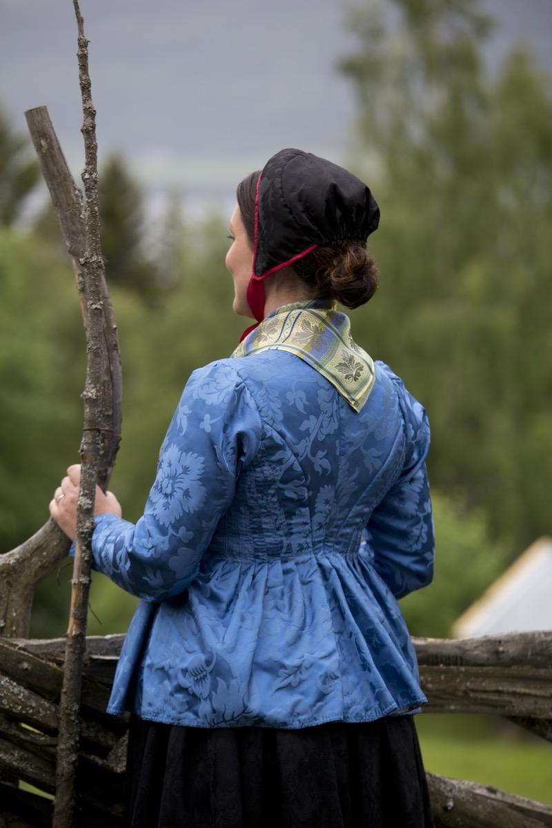 Anne blå 10