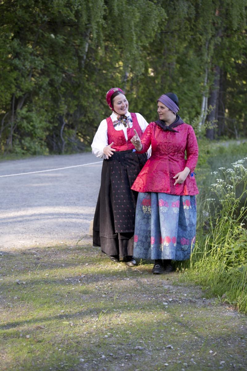 Marie og Tone Irene 8