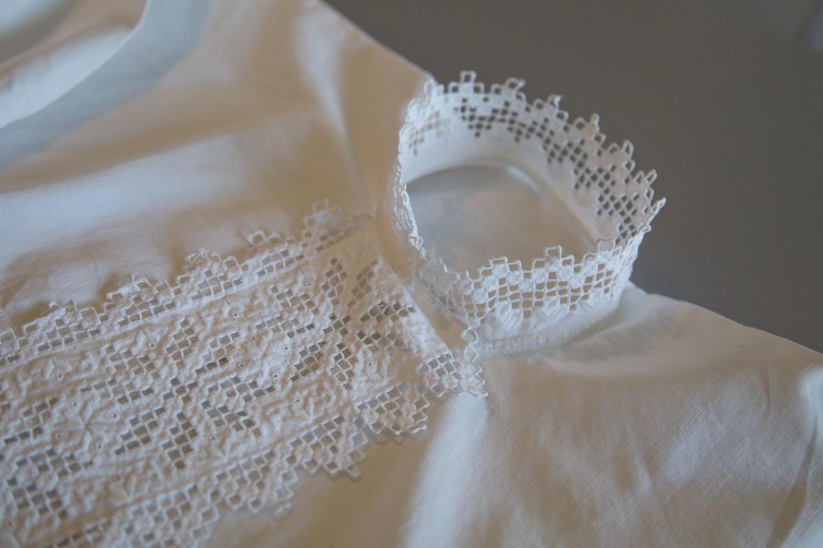 Brudeskjorte 2