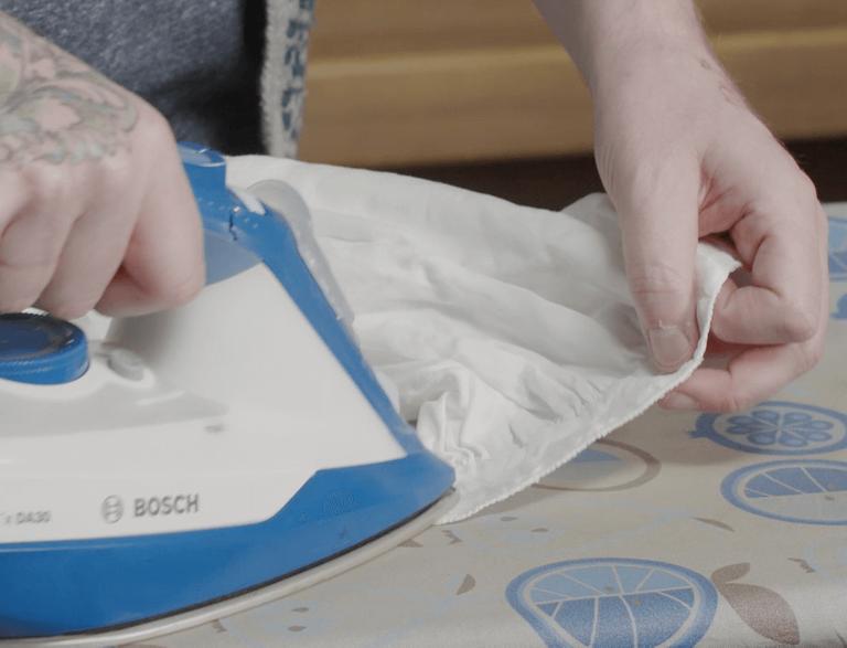 Hvordan stryke bunadsskjorte Stil