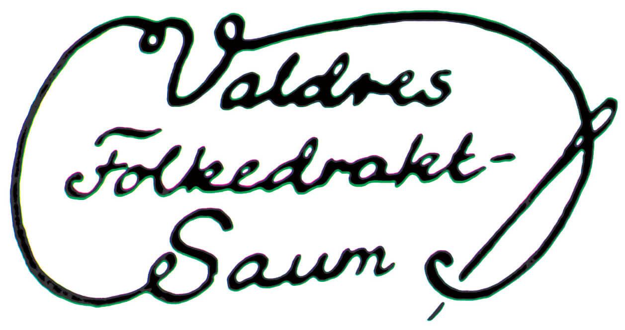 Valdres Folkedraktsaum, damebunad
