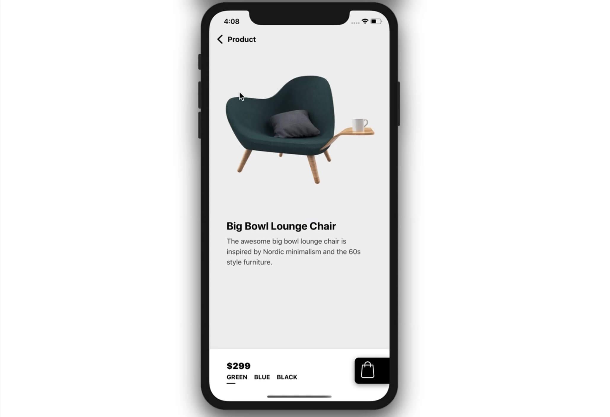 Native App eCommerce