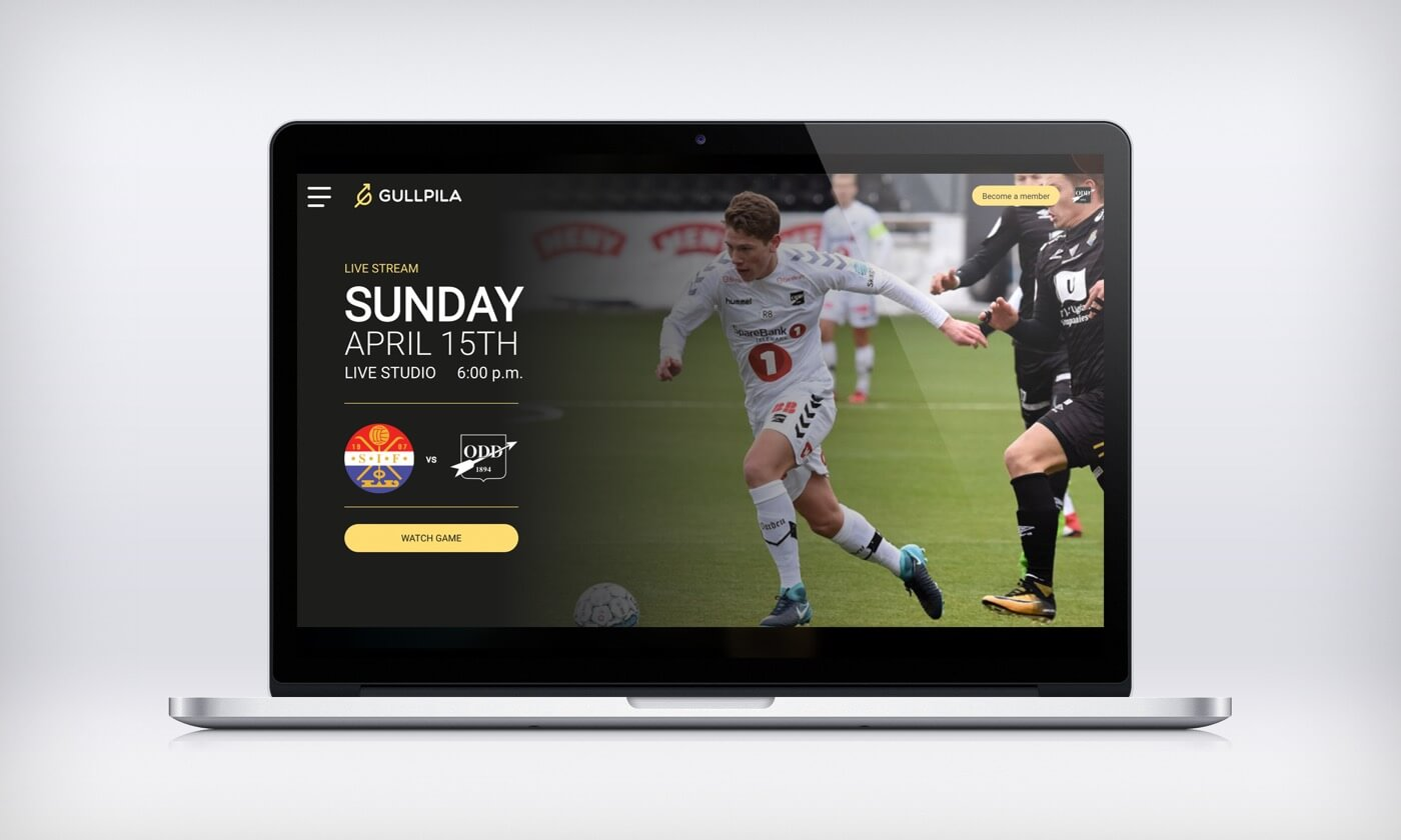 Live streaming online events