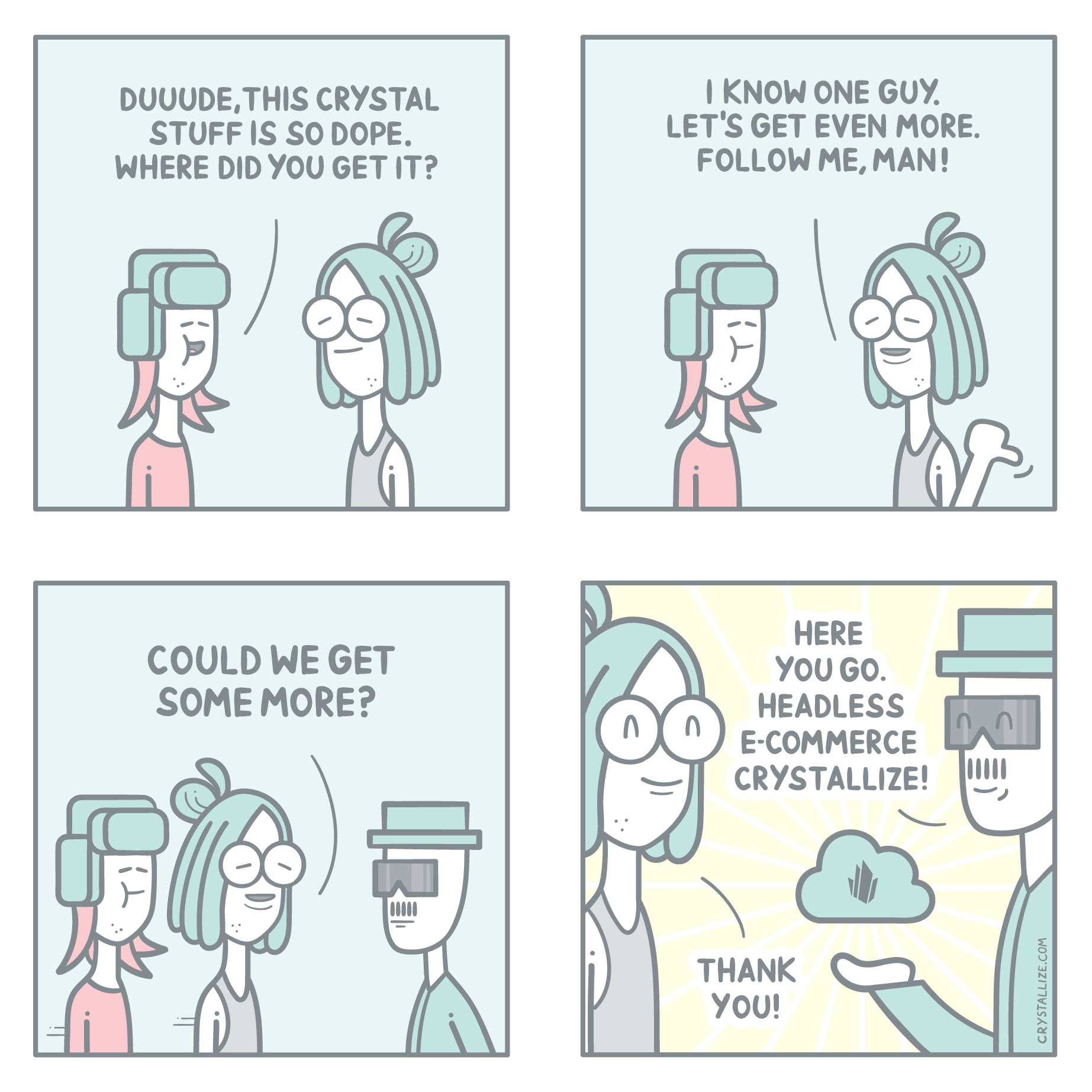 Crystalheads