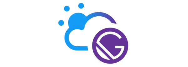 Gatsby Cloud logo