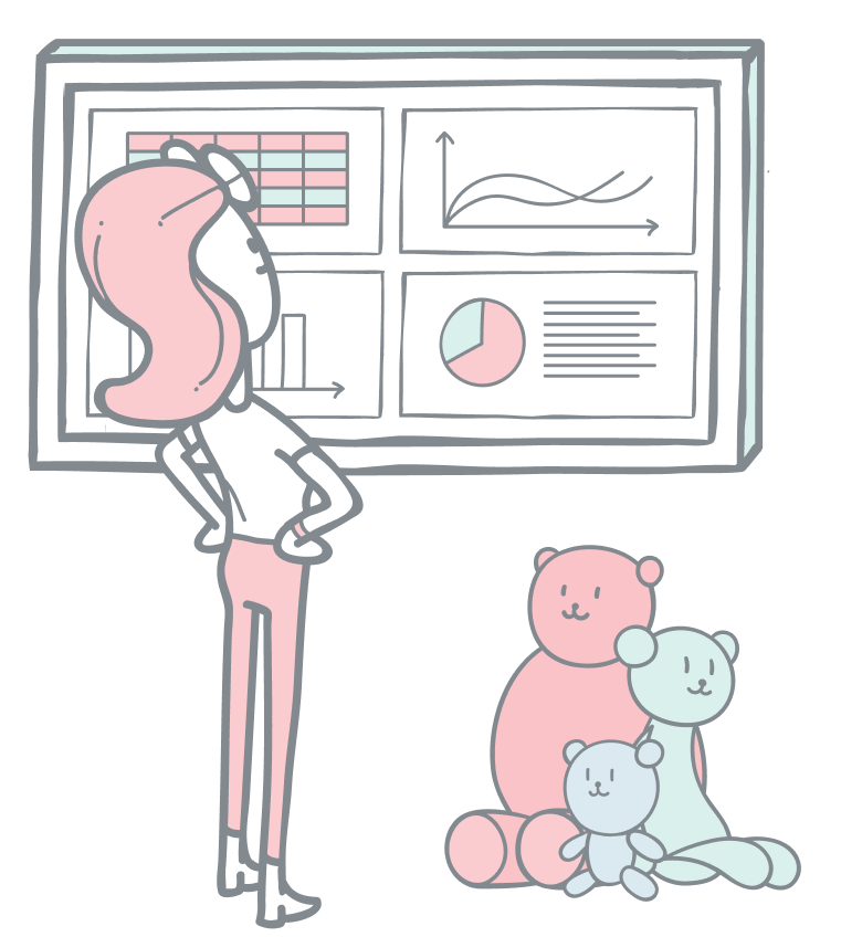 Monthly recurring revenue MRR illustration