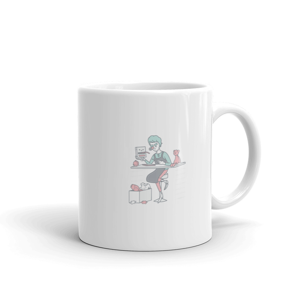 Internet craftsmanship mug