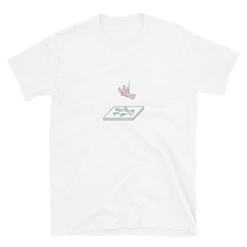 Crystallize shape t-shirt