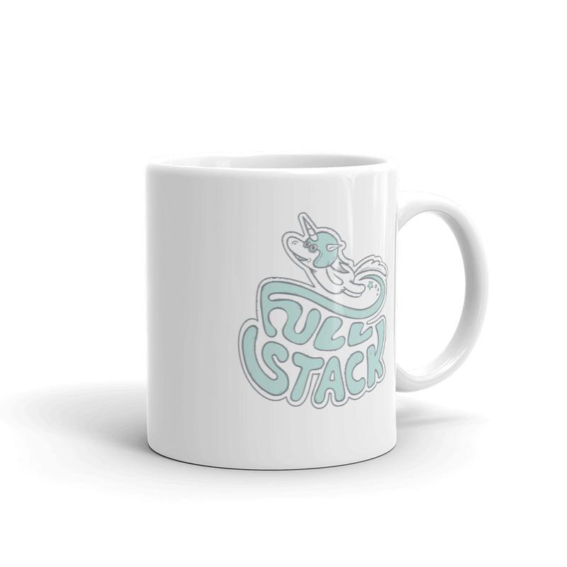 Fullstack Unicorn Mug