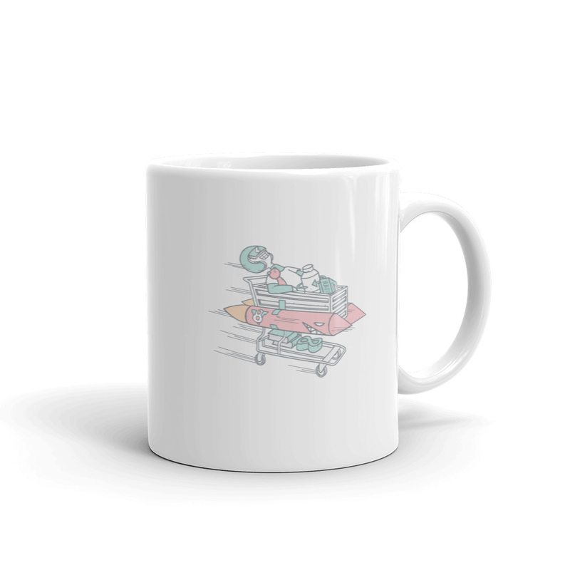 Milliseconds matter mug