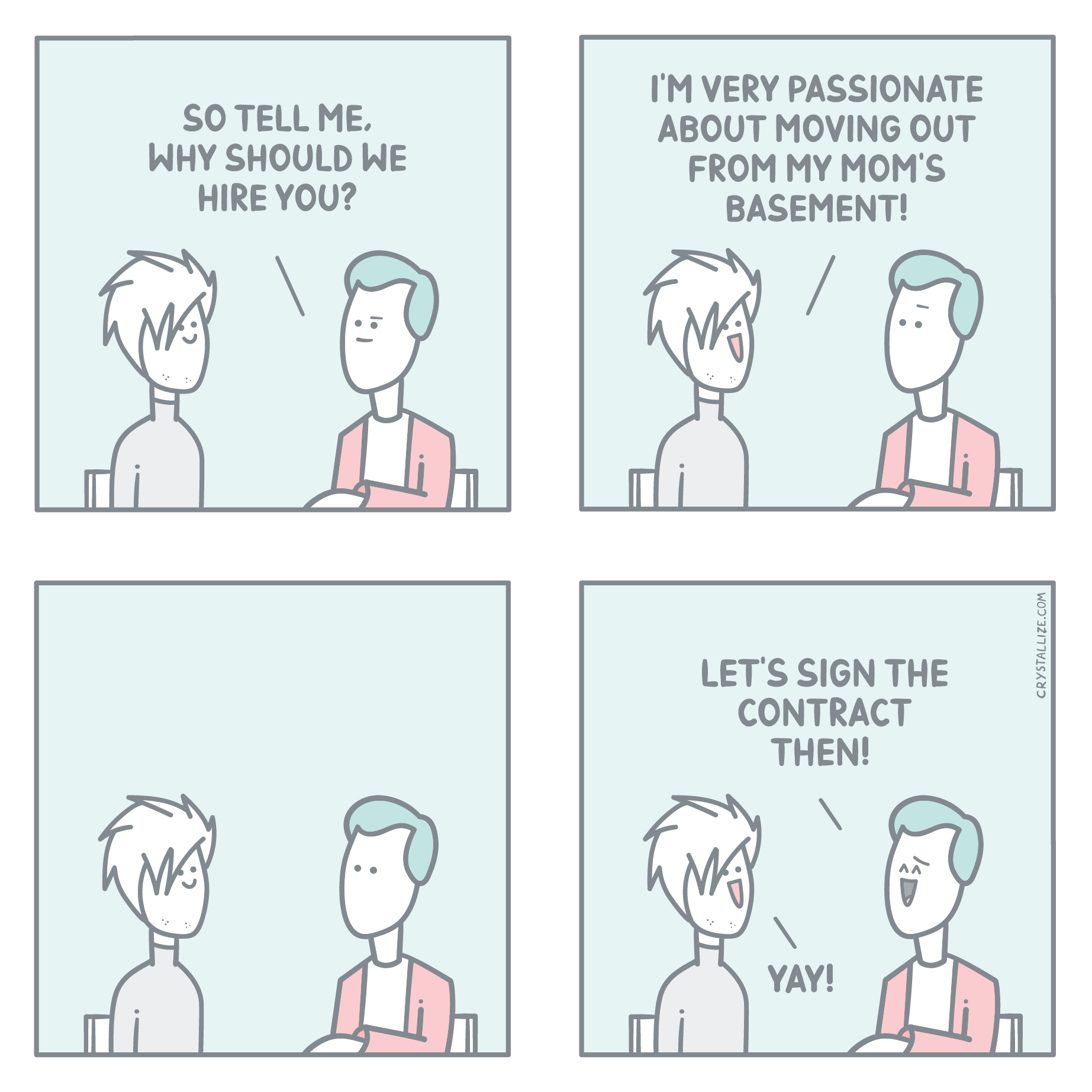 Get Awkward