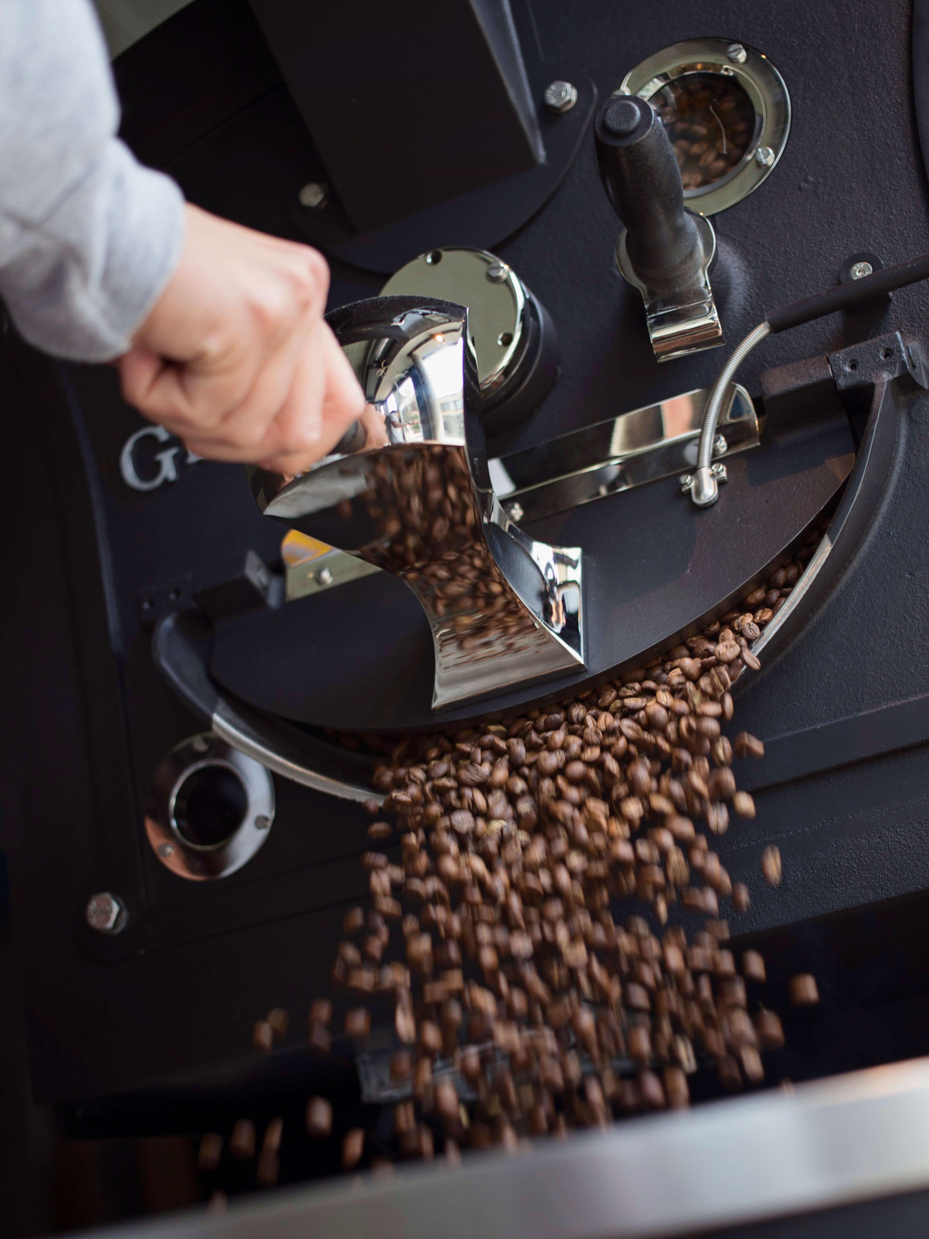 Kaffebar & Brenneri