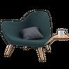 Big Bowl Lounge Chair