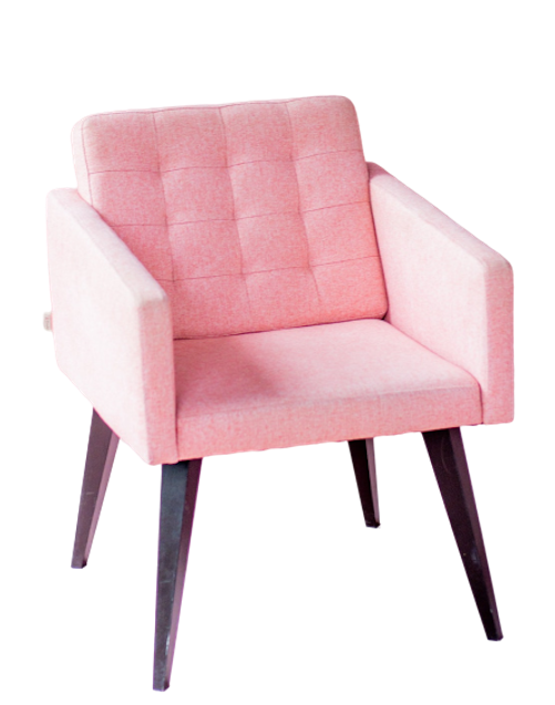 Bubblegum Lounge Chair