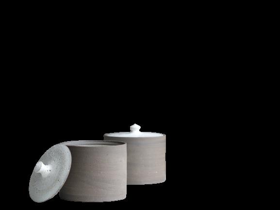 Ceramic Containers
