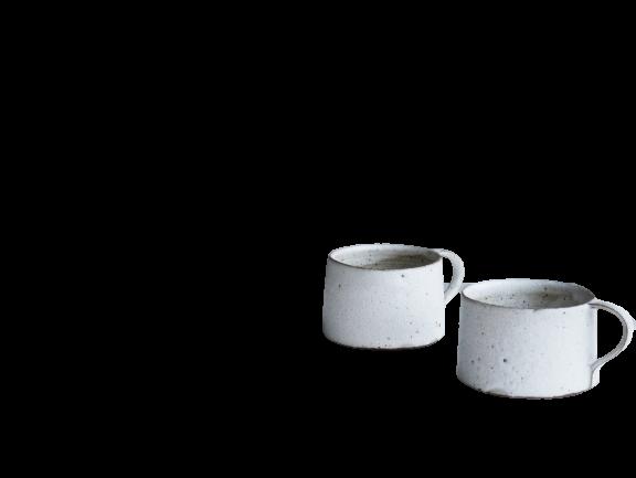 Ceramic Mug With Handle