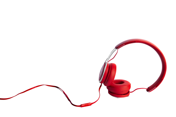 Red Headset