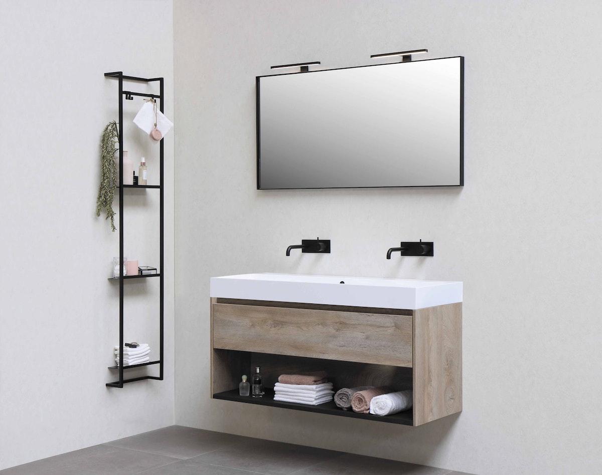 Mounted Bathroom Vanity Sunbleached