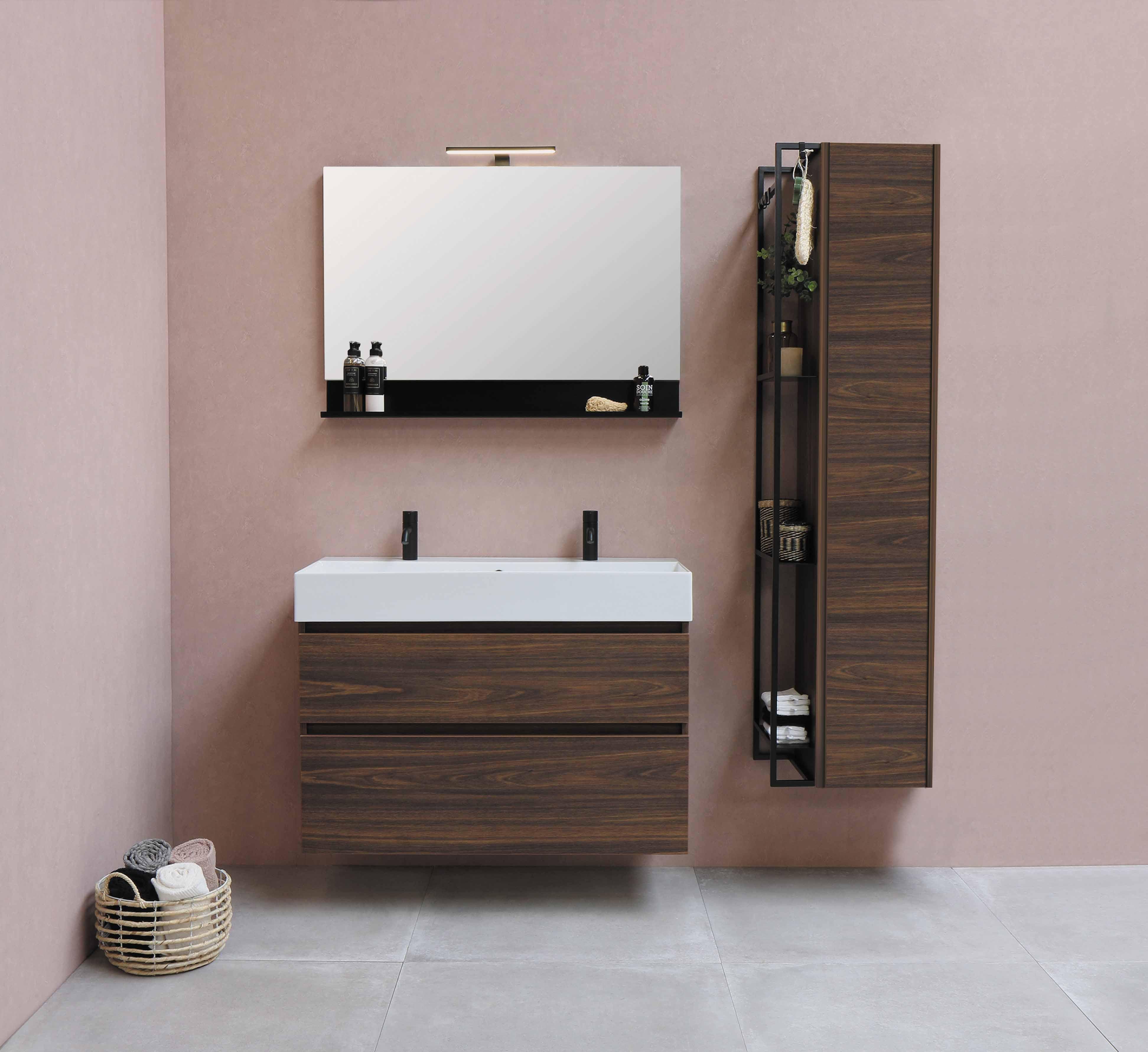 Mounted Bathroom Mirror