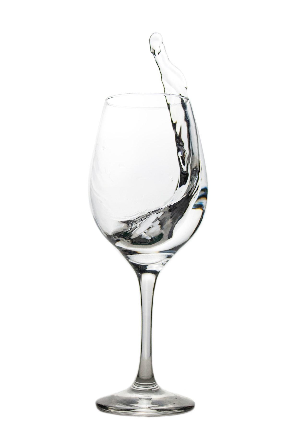 Simple Wine Glasse
