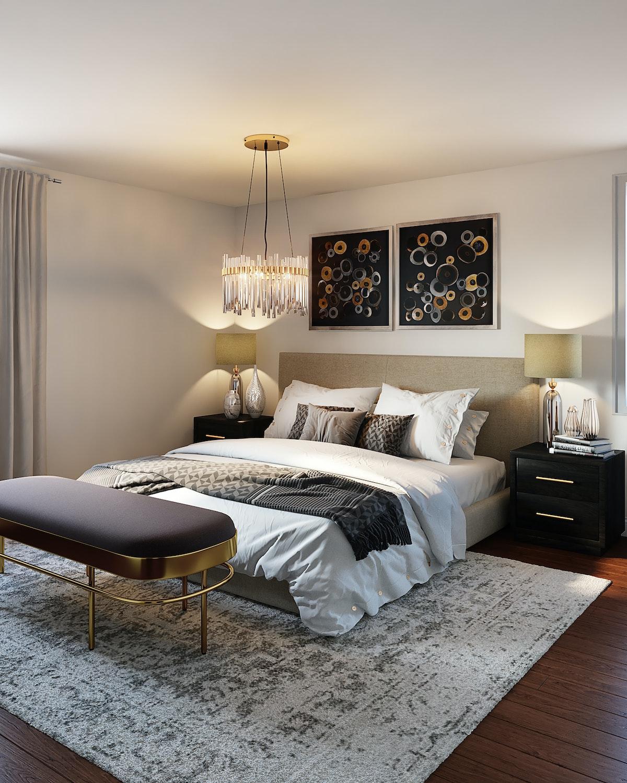 Sandy Bed Frame