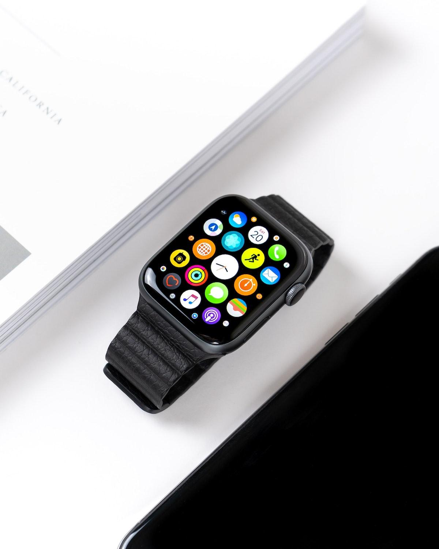 Smartwatch with Sleek Design