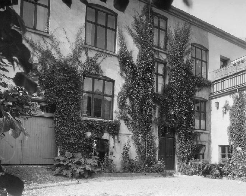 Kvernalsgata building