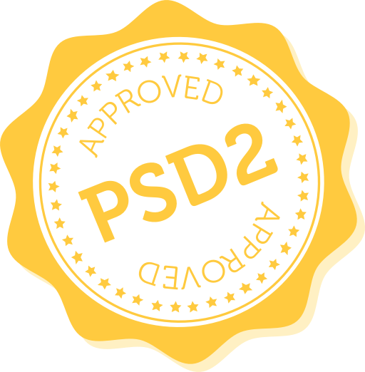 3rd Party Verified PSD2