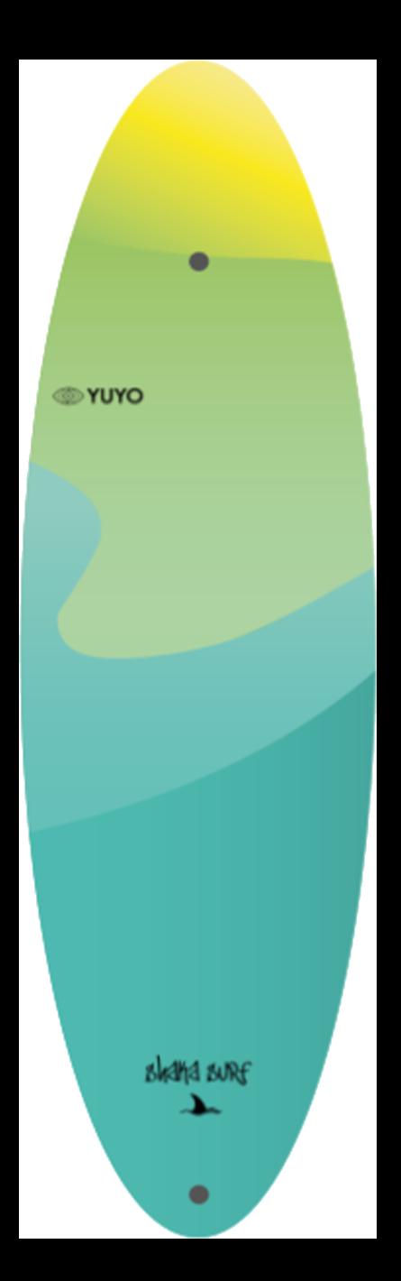 ECO Egg Surfboard