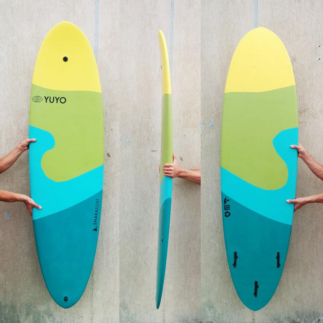 Introducing The ECO Egg  from Yuyo x Shaka Surf